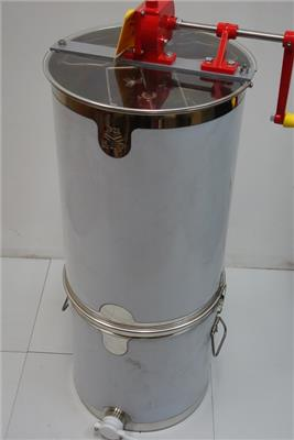 Extractor 2 frame - with s/s strainer & s/s honey tank
