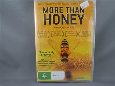 Video - More than honey