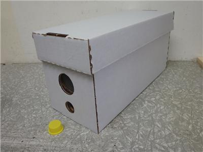 Nuc Box - Corrugated Cardboard