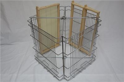 Four Frame Extractor Basket