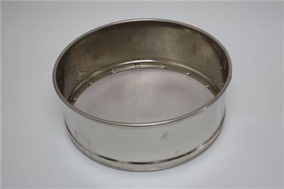 Stainless steel strainer - to fit 50 kg tank