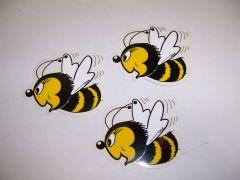 Car Sticker - small bee